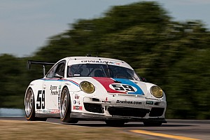 Grand-Am Race report Porsche teams have mixed results at Watkins Glen