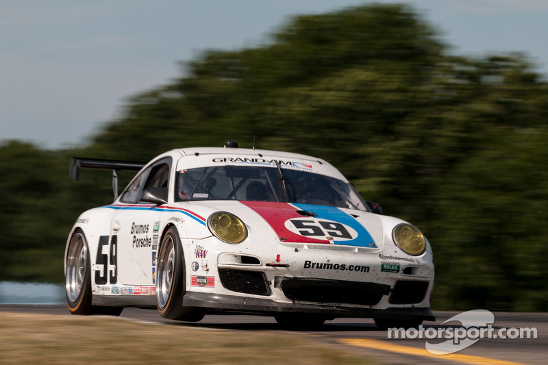 Porsche teams have mixed results at Watkins Glen