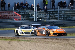 Endurance Race report GT3 race two win for Proczyk/Mengsdorf in Lamborghini