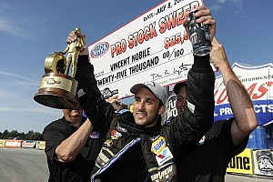 NHRA Race report Mike Neff and Vincent Nobile defend Norwalk crowns, Massey and Hines win as well