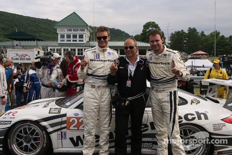 Alex Job Racing takes GTC win at Lime Rock