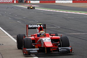 GP2 Race report Razia wins again after dominant drive