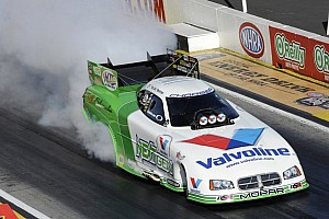 NHRA Analysis Todd Smith makes mass swap work for Jack Beckman Funny Car team