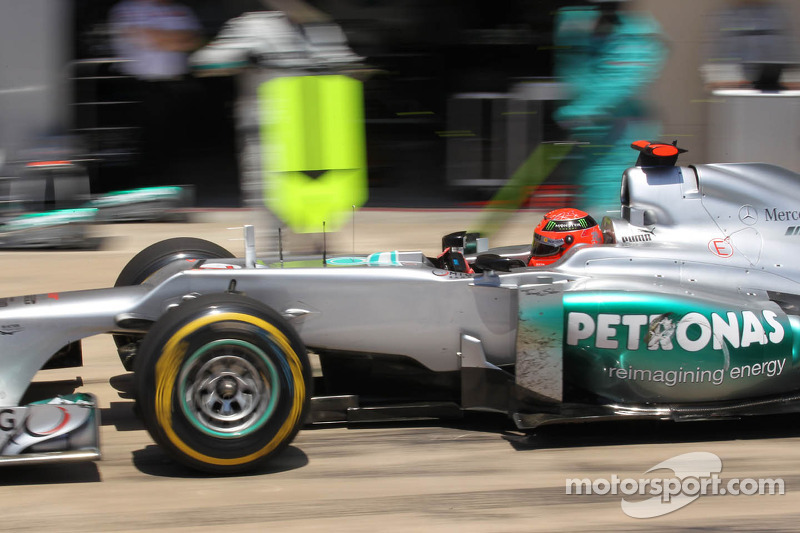 F1 wins not automatic after Brawn's Rosberg gets first
