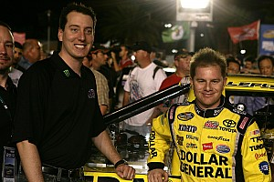 NASCAR Truck Preview Jason Leffler invading Illinois with his Prairie-State Posse