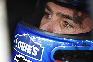 NASCAR Breaking news Jimmie Johnson claims driver of the quarter honor