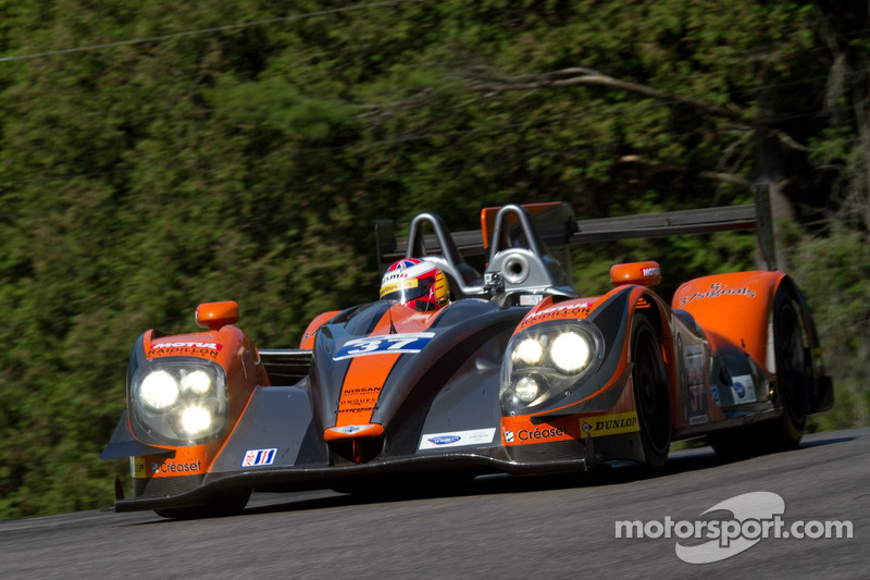 Conquest's Plowman leads the way in Mosport testing