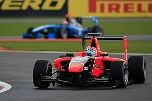 GP3 Practice report Ellinas leads the way in free practice at Hockenheim