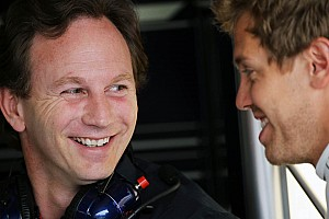 Formula 1 Interview Christian Horner of Red Bull Racing talks poultry and politics