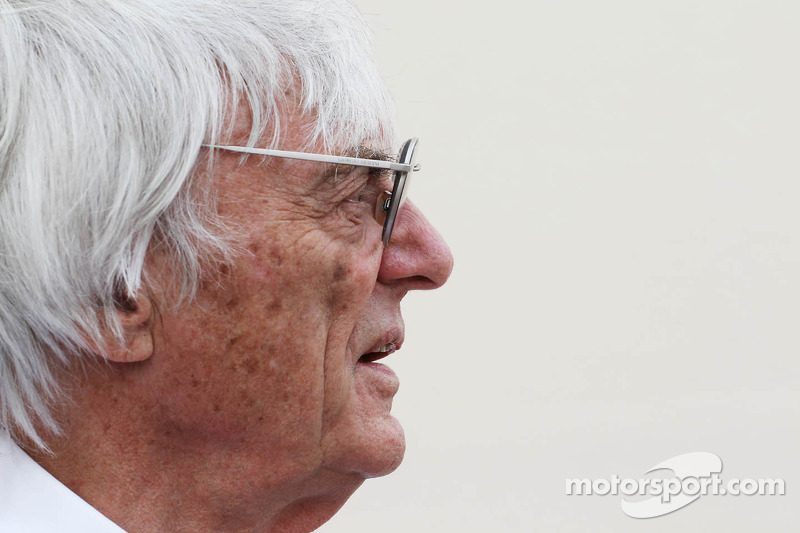 No German arrest as Ecclestone skips Hockenheim