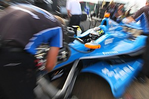 IndyCar Race report Caution-free Edmonton Indy leaves SFHR down in field