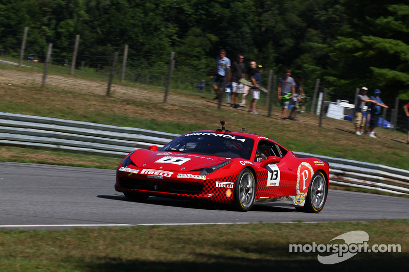 Triarsi and Kauffmann win Stars 'n Stripes round at Lime Rock