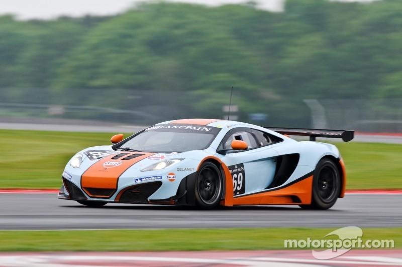 Nine McLaren 12C GT3s set for Total 24 Hours of Spa - Video