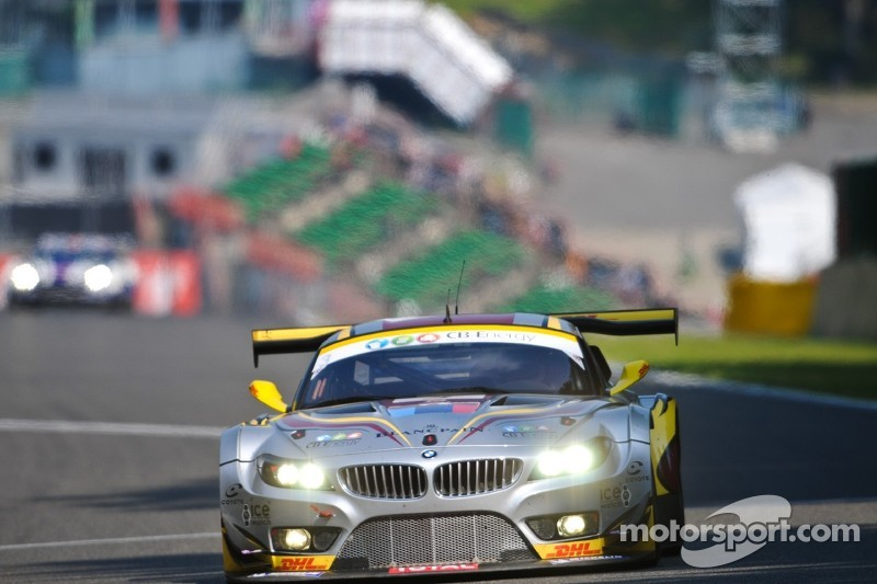Marc VDS looking to extend championship lead at 24 Hours of Spa