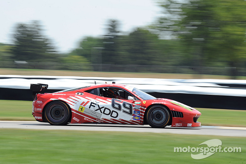 Jeff Segal brings GT points lead to history-making Brickyard Grand Prix