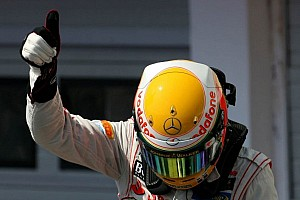 Formula 1 Qualifying report McLaren's Hamilton nails down the Hungarian GP pole in Budapest