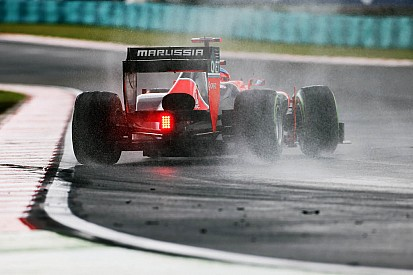Marussia starts Sunday's Hungarian GP with some ground to make up
