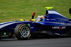 GP3 Race report  Felix Da Costa records double win in Budapest thriller