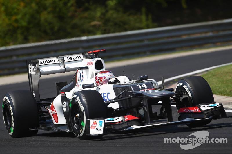 Interactive 360° Video Onboard Lap - Sauber F1 Team