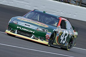NASCAR Cup Preview Safety Message gets a lift on the No. 43 Ford at Pocono