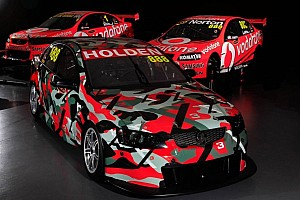 Supercars Breaking news Triple Eight looks toward 2013 with new Commodore and Red Bull sponsorship