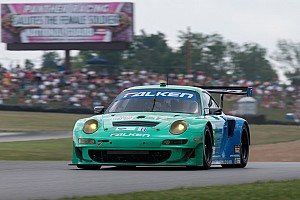 ALMS Race report Mid-Ohio: Team Falken Tire earns second consecutive top 5 finish