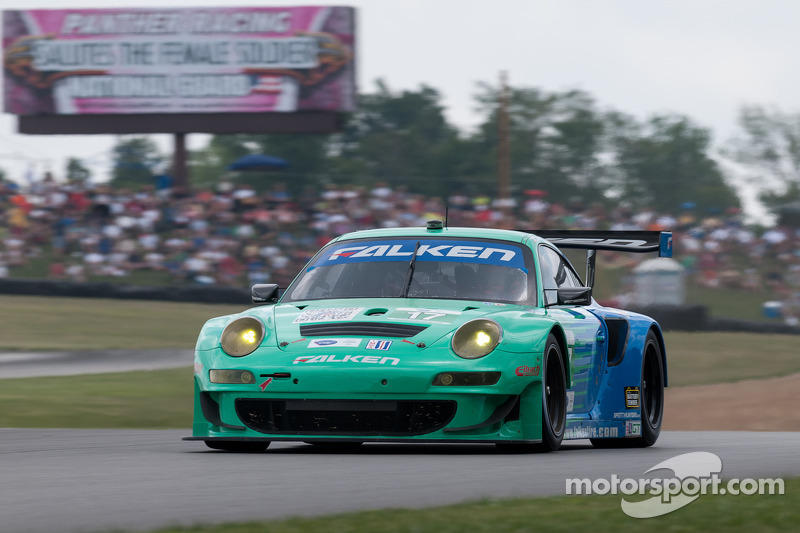 Mid-Ohio: Team Falken Tire earns second consecutive top 5 finish