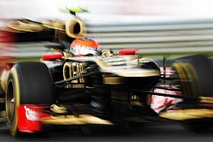 Formula 1 Breaking news Usain Bolt vs. Lotus F1 car?