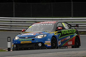 BTCC Qualifying report Wrathall pips Plato for career first pole position at Snetterton