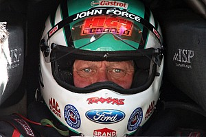 NHRA Race report Force ran the fastest time of the night in Norwalk