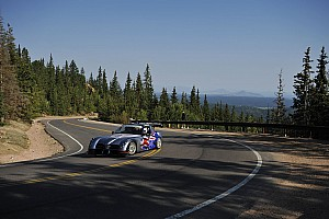 Hillclimb Race report Aussies score on drama filled Pikes Peak
