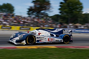 ALMS Race report Dyson Racing wins Road America in record finish