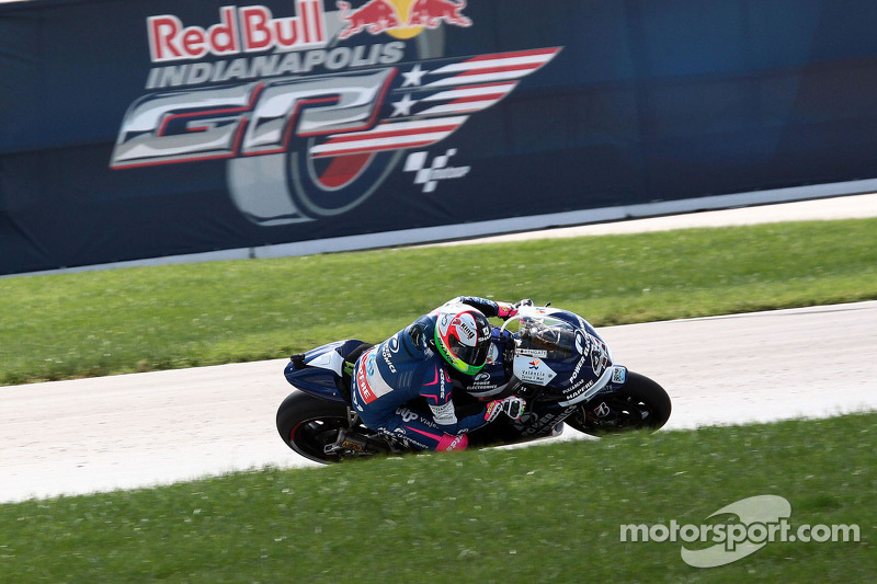 Fixed fortunes for Aspar duo in Indianapolis