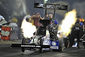 NHRA Race report Matco's Brown overcome challenges to regain Top Fuel points lead