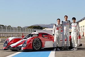 WEC Preview Toyota ready for Silverstone challenge with its hybrid race car