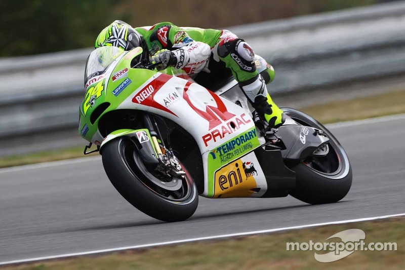 Real improvements for Elias and his Ducati at Brno