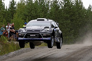WRC Leg report Heroics and heartache for Tänak in Germany