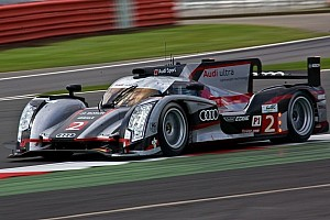 WEC Interview McNish commented on missing Capello and the challenge of Toyota at Silverstone