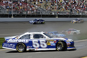 NASCAR Cup Preview Martin's No.55 Aaron's dream machine returns to action at AMS