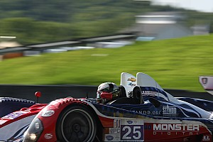 ALMS Preview It's gotta be better than last year for Duncan Ende at the Baltimore