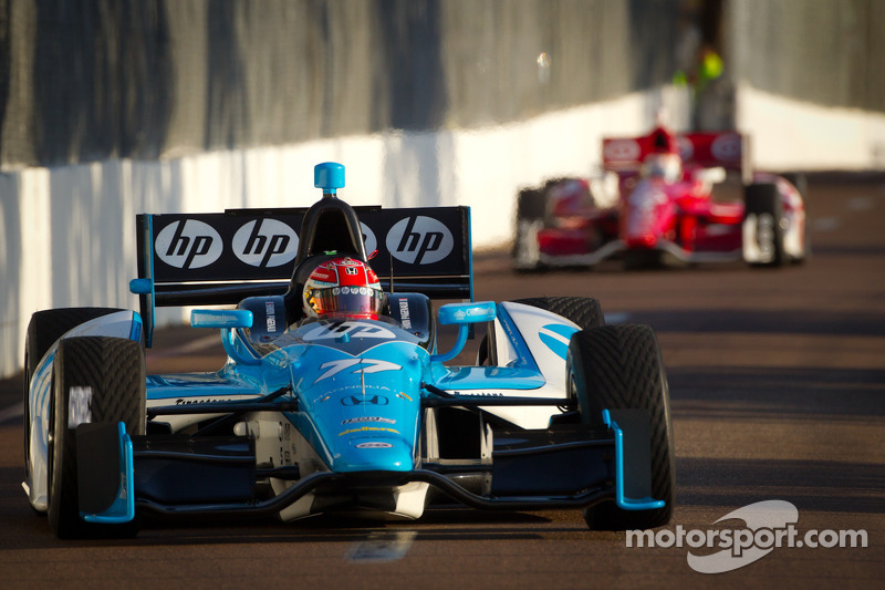 IndyCars take off in Baltimore