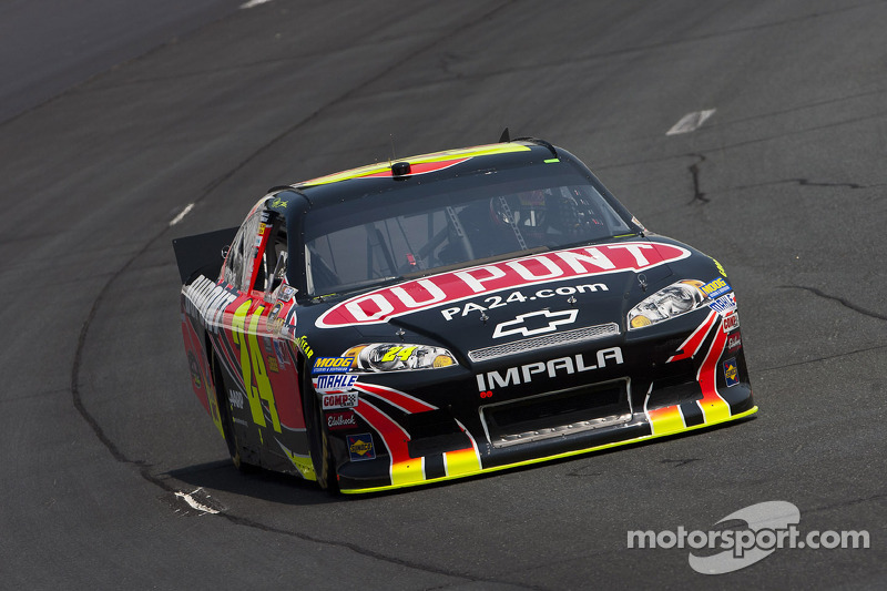 Jeff Gordon on Atlanta: You just go out there and do your job