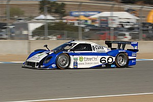 Grand-Am Qualifying report Pew posts strong time as Michael Shank Racing set for Laguna Seca Sunday race