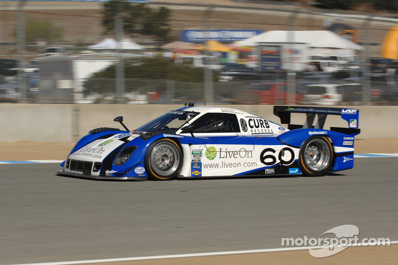 Pew posts strong time as Michael Shank Racing set for Laguna Seca Sunday race
