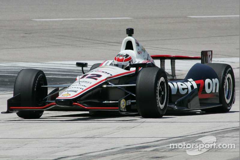 Test day at Fontana shows importance of contenders having help