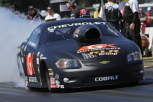 NHRA Preview The sky's the limit at Charlotte for surging Pro Stock driver Enders