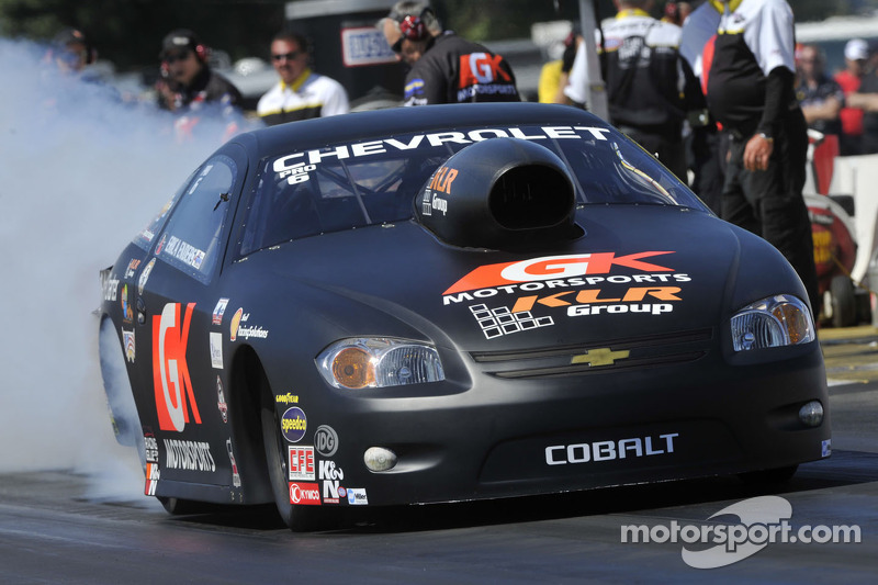 The sky's the limit at Charlotte for surging Pro Stock driver Enders
