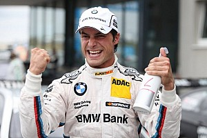 DTM Qualifying report Spengler claims pole position for BMW at Oschersleben