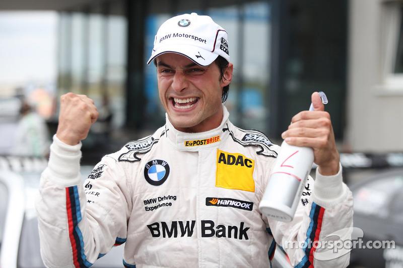 Spengler claims pole position for BMW at Oschersleben