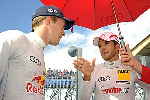 DTM Qualifying report Audi team players quotes after qualifying at Oschersleben
